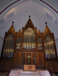 church_organ