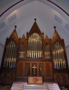 church_organ